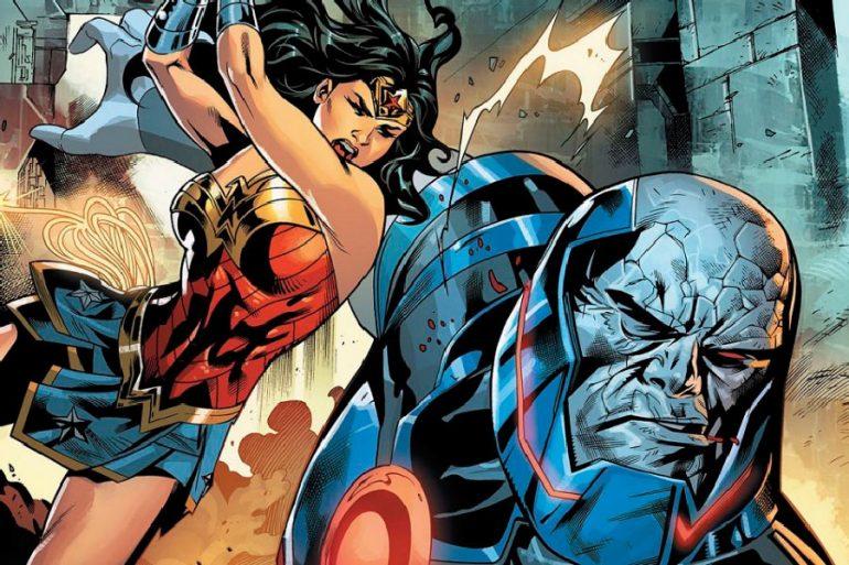 Wonder Woman habría encontrado a Darkseid en Justice League de Zack Snyder