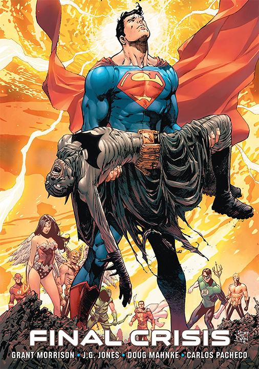 Las siete Crisis que han afectado la historia en DC Comics