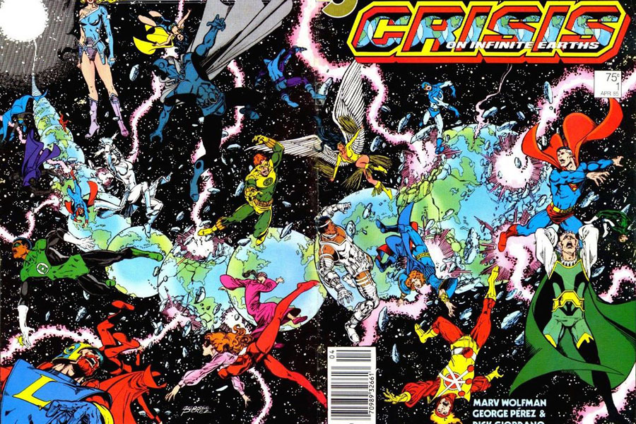 ¿Qué nos dejó el teaser de Crisis on Infinite Earths?