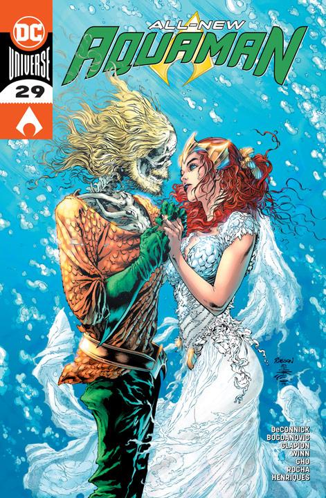 Aquaman #29
