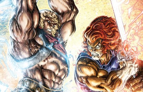 DC Semanal: He-Man/Thundercats #4 (de 6)