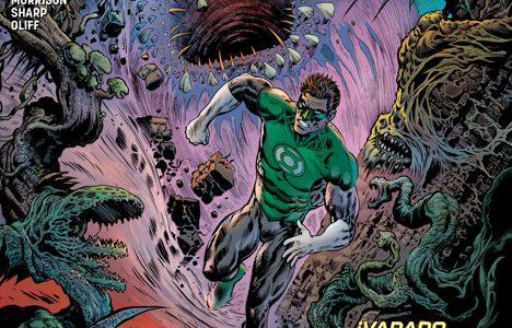 The Green Lantern (2018- ) #5