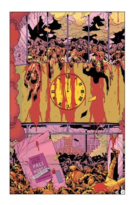 Los momentos de Watchmen que dejaron huella