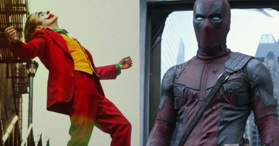 ¡Lenguaje! Deadpool felicita al Joker de manera peculiar