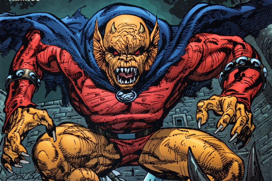 Personajes de horror de DC.