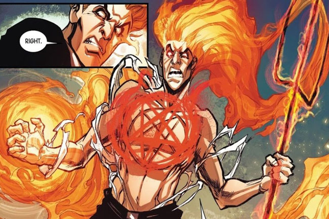 Marvel ya tiene elenco de Helstrom.