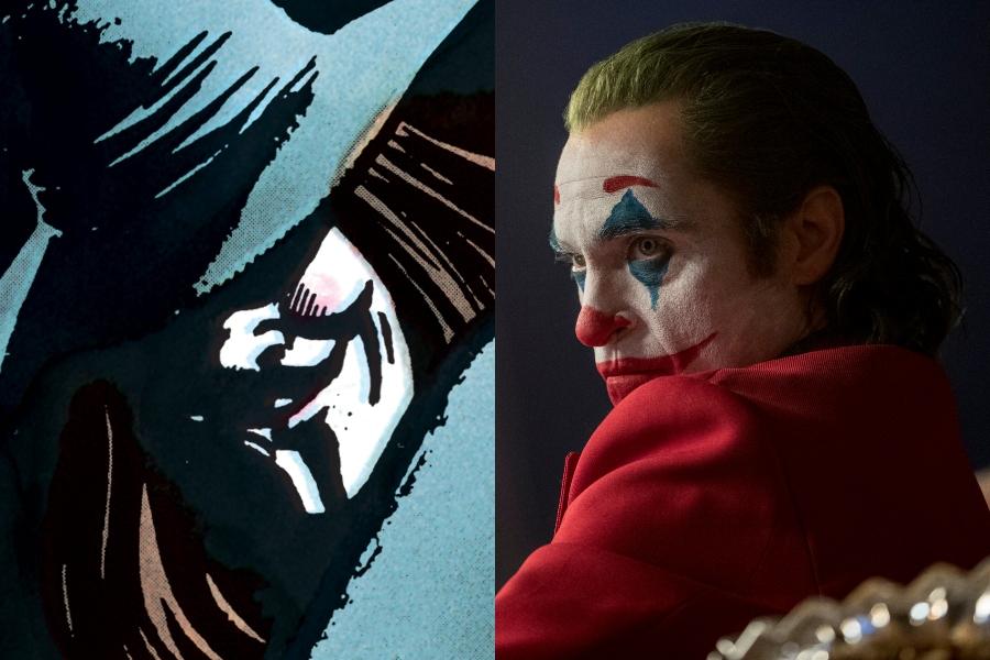 De V For Vendetta Al Joker Los Comics Como Estandartes De