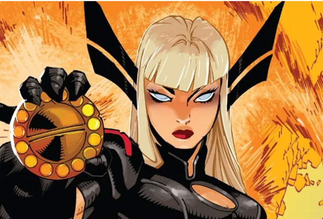 Brujas de Marvel.