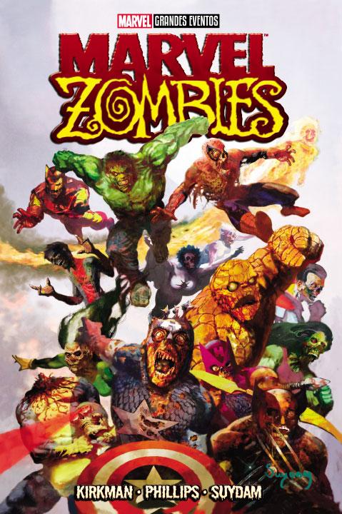 Marvel Grandes Eventos Marvel Zombies