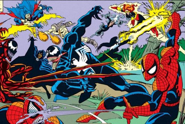 Venom 2 sentaría las bases de Maximum Carnage.