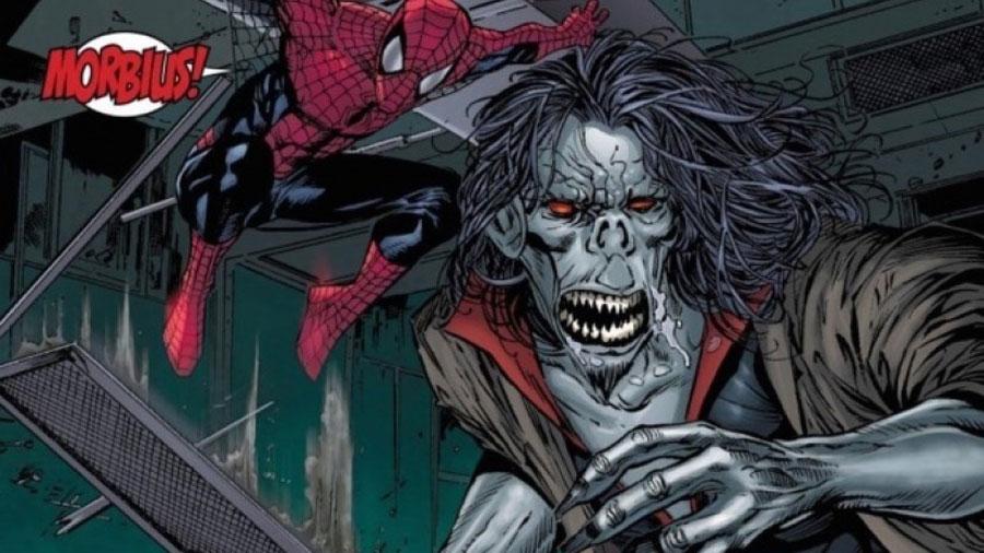 Personaje de Spider-Man saldría en película de Morbius.