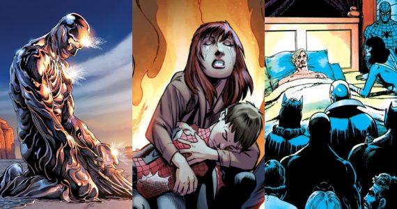 Las muertes del Universo Marvel que nos rompieron el corazón
