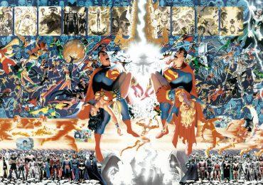 Arrow comparte unos segundos de Crisis en las Tierras Infinitas