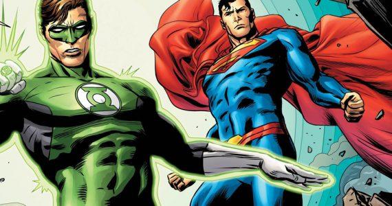 Superman y Green Lantern regresarán al cine