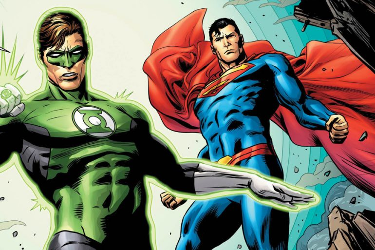 Superman y Green Lantern regresarán al cine