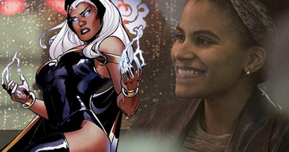 Zazie Beetz quiere interpretar a Storm de X-Men en el MCU