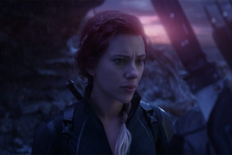 El final de Black Widow era diferente en Avengers: Endgame