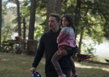 Tony Stark y Morgan en escena inedita de Avengers: Endgame