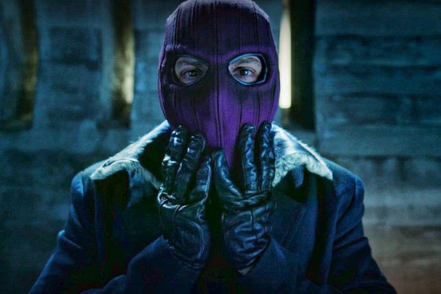 Falcon and the Winter Soldier: artes conceptuales de serie