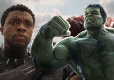 En Avengers: Endgame cortaron una escena épica entre Hulk y Black Panther