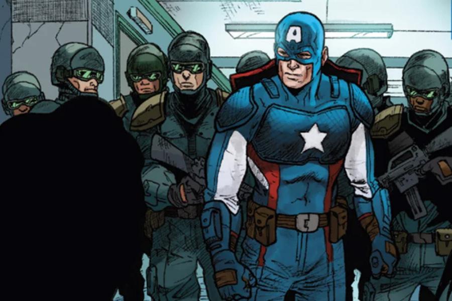 Cosas de las que el Capitán América no está orgulloso