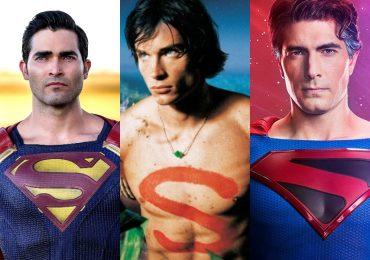 ¡Los tres Supermanes estarán juntos en Crisis on Infinite Earths!