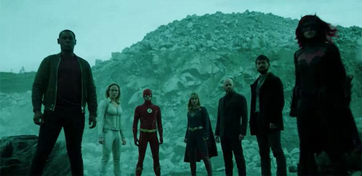 ¿Qué nos dejó el teaser de Crisis on Infinite Earths?
