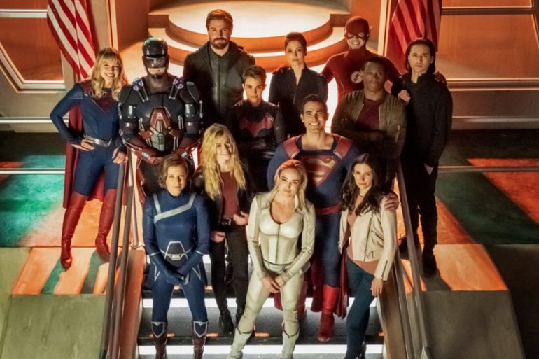 ¿Habrá otro crossover del Arrowverse en 2020?