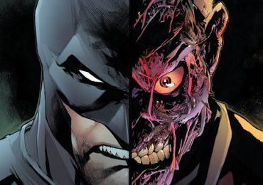 Batman Detective Comics: Desfigura el Rostro
