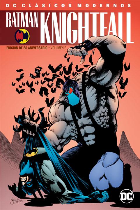 DC Clásicos Modernos: Batman: Knightfall Vol. 2