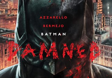 DC Comics Deluxe: Batman: Damned