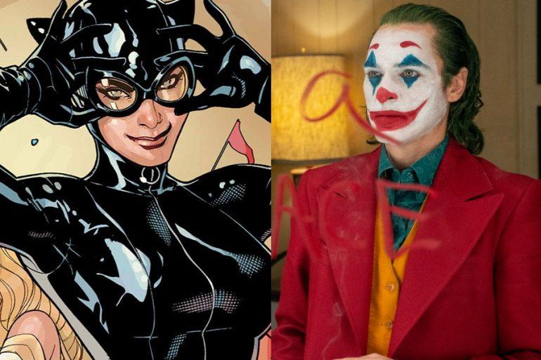¿Estuvo contemplada Catwoman para la película de Joker?