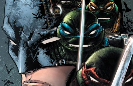DC Semanal: Batman/Teenage Mutant Ninja Turtles III #2 (de 6)