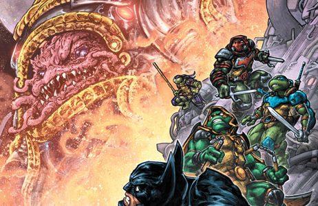 DC Semanal: Batman/Teenage Mutant Ninja Turtles III #3 (de 6)