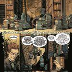 DC Vertigo Deluxe The Sandman Universe Books of Magic Vol. 1: Tipos Móviles