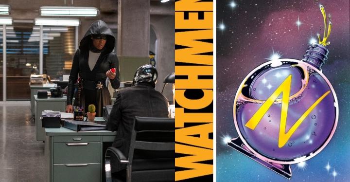 Los easter eggs del quinto episodio de Watchmen