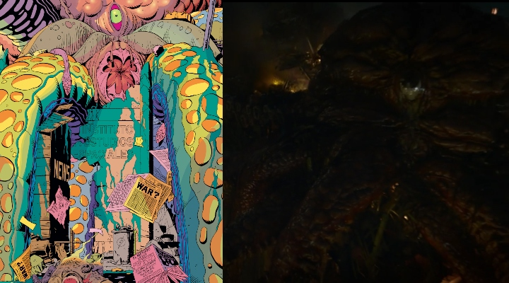 Los easter eggs del quinto episodio de Watchmen