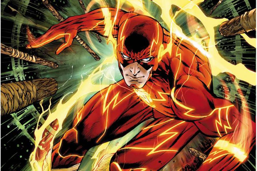 La Speed Force en Flash