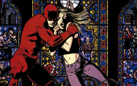 Marvel Deluxe Daredevil: Born Again