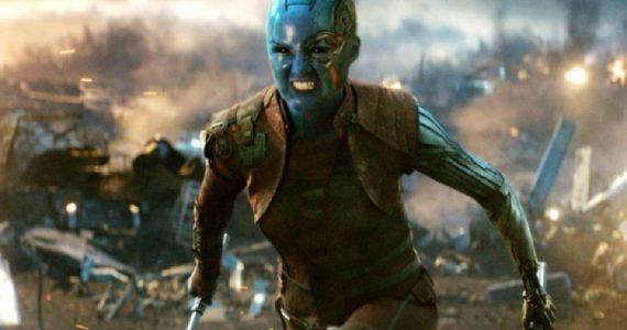 Nebula estuvo cerca de utilizar The Infinity Gauntlet en Endgame