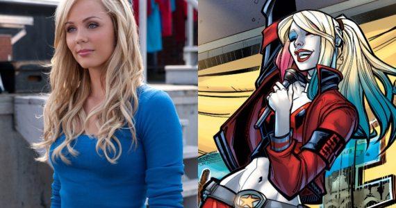 La Supergirl de Smallville se convierte en Harley Quinn