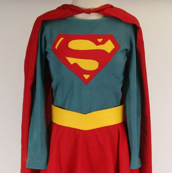 Traje Supergirl