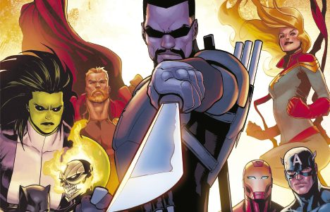 The Avengers Earth's Mightiest Heroes: La Guerra de los Vampiros