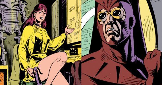 Tom King 'adelanta' nuevo proyecto con Watchmen