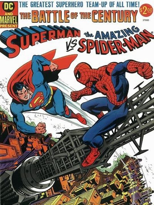 Superman vs The Amazing Spider-Man