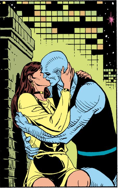 ¿Qué fue de Silk Spectre II después de Watchmen?