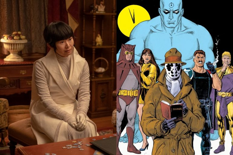 La conexión de Lady Trieu con el cómic Watchmen