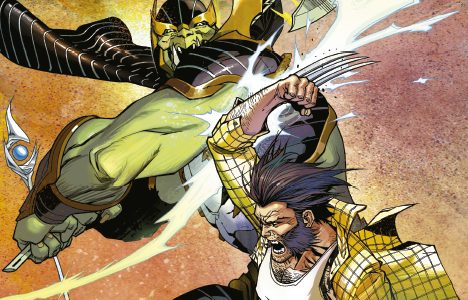 Wolverine Infinity Watch #2 (de 5)