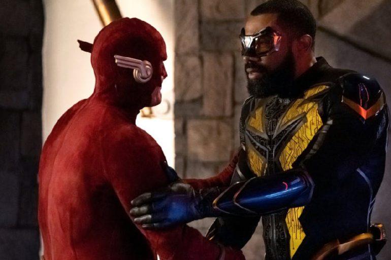 Mira la llegada de Black Lightning al Arrowverse