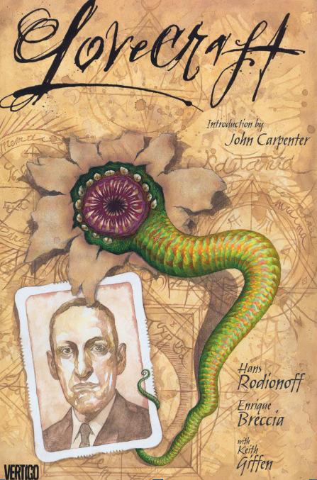 Guionistas de Game of Thrones desarrollarán la película de Lovecraft